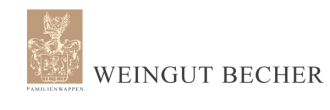 Onlineshop Weingut Becher